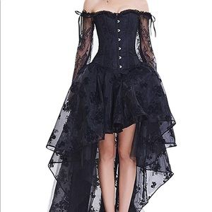 Other - Corset and skirt